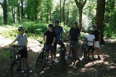 Guided Mountain Biking in The Forest of Dean