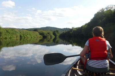 Why the Wye? Because this Stunning River Valley is an Outdoor Adventure Hotspot!