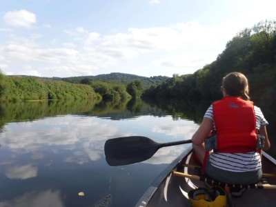 Stand-up paddleboarding/Canoeing/Kayaking in Wye Valley