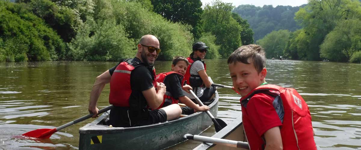 Welcome to Inspire2Adventure outdoor activities in the Forest of Dean, Wye Valley & South Wales