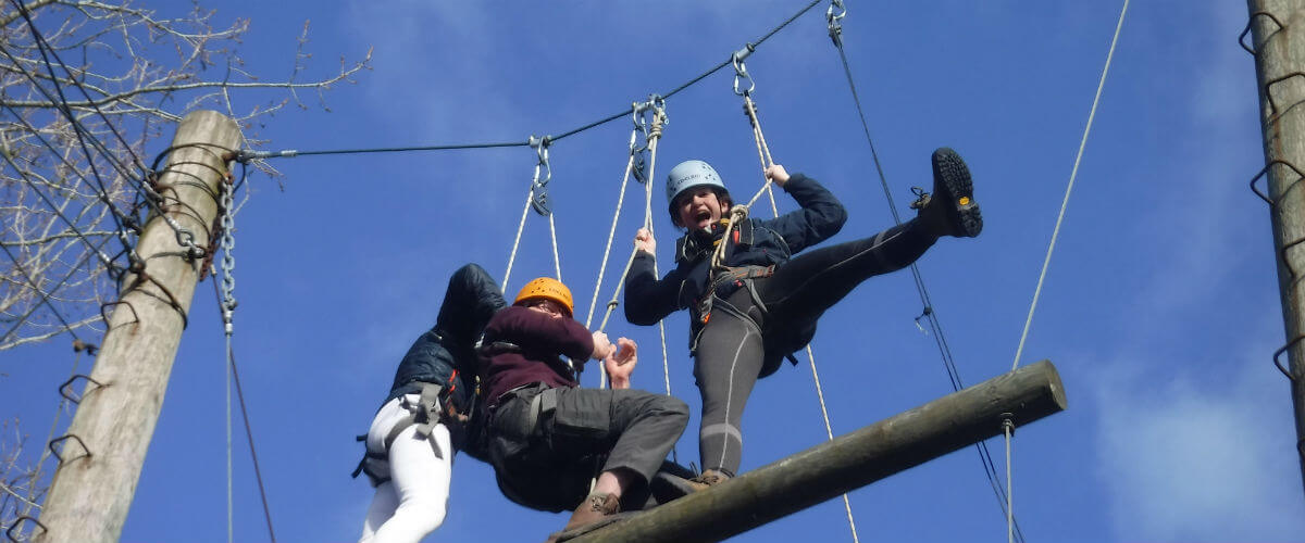 Hen party & Stag-do outdoor adventure Wye Valley & Brecon Beacons