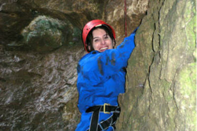 Rock Climbing and Abseiling - the only way is up... and down! Book online