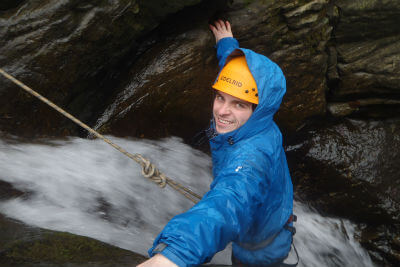 Gorge Scrambling Experience book online!