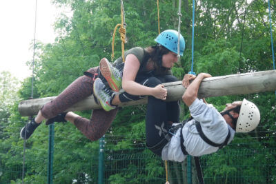 Outdoor adventure activity weekend away Forest of Dean & Wye Valley