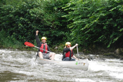Make the most of your visit with an adventure activity weekend