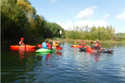 Canoe & Kayak Courses