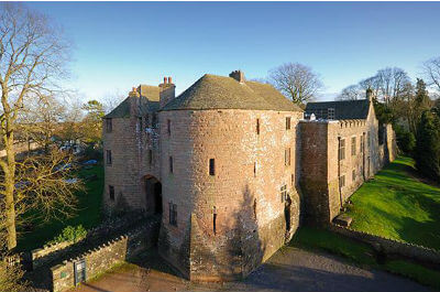 YHA St Briavels Castle, Forest of Dean