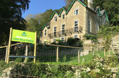 YHA Wye Valley Hostel near Ross on Wye