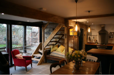 The Hayloft, Brampton Abbotts, Nr Ross on Wye