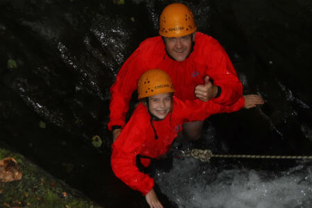 Outdoor activities for families Wye Valley