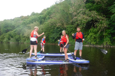 Multi-Day Activity Packages in the Wye Valley, Forest of Dean and Brecon Beacons