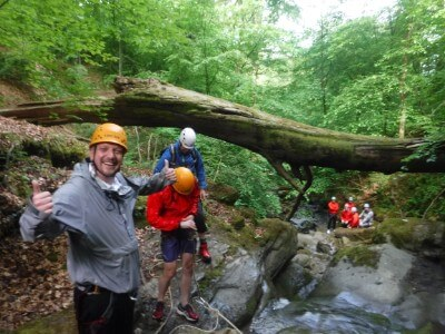 Multi activities Wye Valley Active family holiday Wye Valley