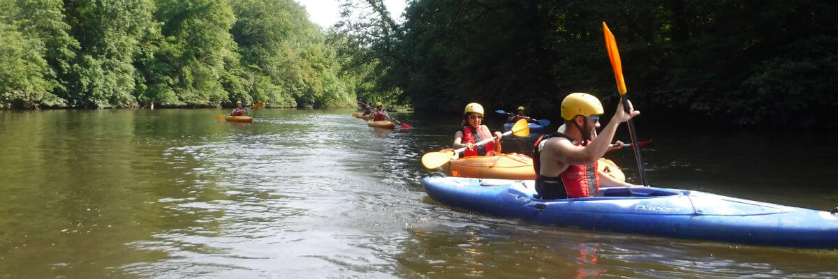 Summer activity breaks Wye Valley