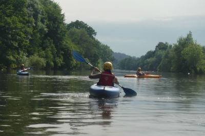 Summer activity breaks Wye Valley Multi activity holidays Wye Valley