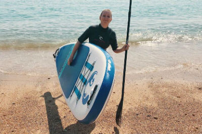 Stand-Up Paddleboarding for Beginners, a Guest Post by Weekend Candy